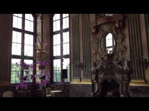Ksiaz Castle. Medieval castle, baroque palace, Hitler HQ