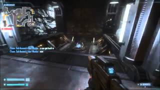 Natural Selection 2   Online Multiplayer on Summit Map, Marine, Skag Kills, HD Gameplay PC