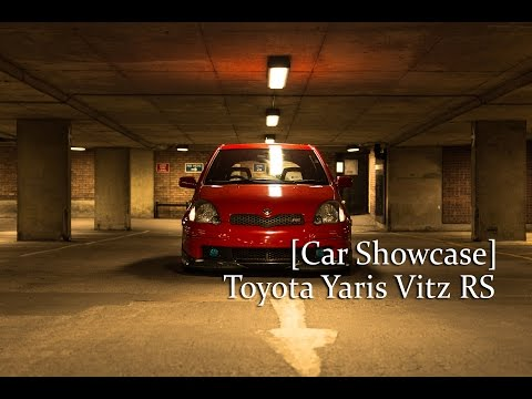 [Car Showcase] Toyota Yaris Vitz RS - L.Roberts