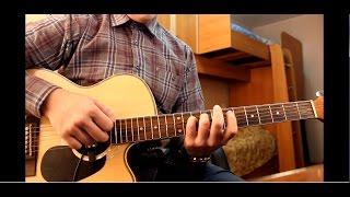Люмен – Гореть (cover на гитаре)