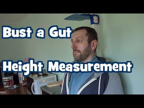 Bust A Gut Height Measurement