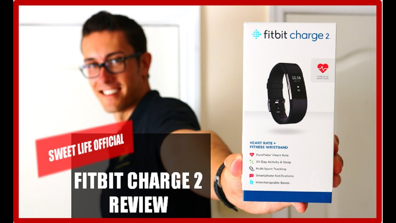 Fitbit Charge 2 REVIEW - Worth the Upgrade? Official FITBIT CHARGE 2 Review