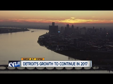 Experts say expect more big things for Detroit in 2017
