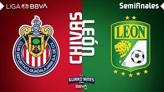 Resumen y Goles | Chivas vs León | Liga BBVA MX - Guardianes 2020 - Semifinales