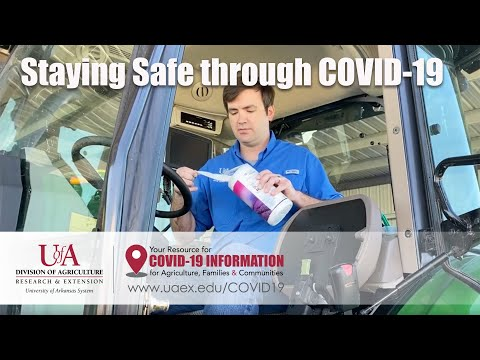 Staying Safe On The Farm Through COVID-19