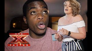 Grace Davies - Roots   Auditions Week 1   The X Factor 2017 Reaction