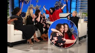 Billie Eilish Scares Her Fan Melissa McCarthy – EXTENDED