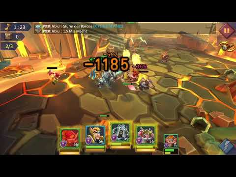 Lords Mobile 7-9 Normal