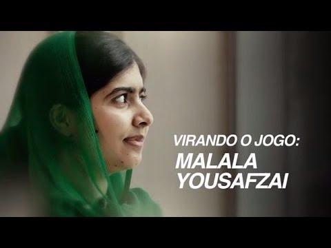 Inovadora:  Malala Yousafzai
