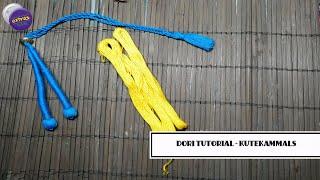 How to make Dori with threads #KuteKammals #DIY #DoItYourself