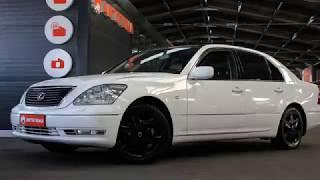Lexus ls 2003 года экспресс обзор