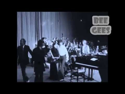 BEE GEES TO LOVE SOMEBODY 1968 LIVE