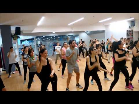📻💃MASTERCLASS ZUMBA GREASE💃📻 - WE GO TOGETHER - Ifitness Vig