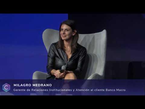 Milagro Medrano: The true face of digital transformation   Globant Converge   Bogotá 2019
