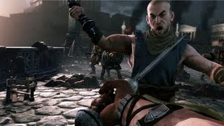 RYSE: Son of Rome - E3 2013 Gameplay - HD