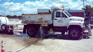 TXDOT UNDERCARRIAGE WASH Part 1 Of 2