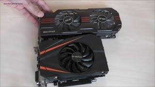 Майнинг на Gigabyte PCI-Ex GeForce GTX 1060 Mini ITX OC 3GB GDDR5