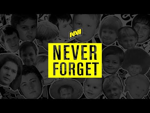 NEVER FORGET - NAVI GAMING