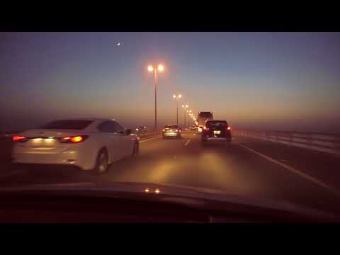 Bahrain to Saudi Arabia a 16 Minutes Travel