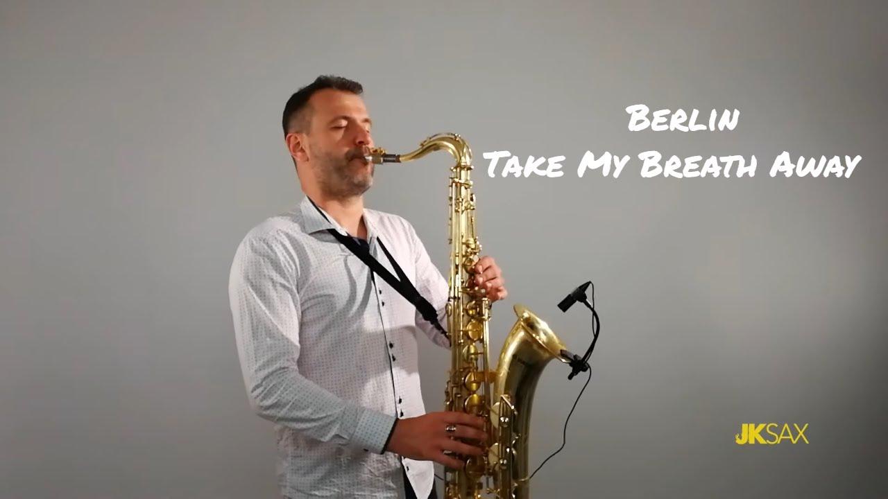 Berlin - Take My Breath Away (Instrumental Cover) by