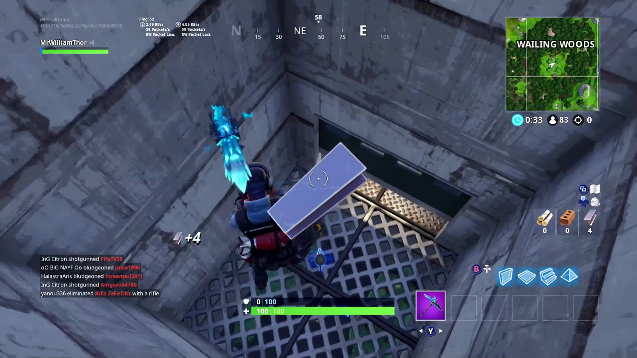 """""""Search The Letter 'S' In Wailing Woods"""" Location Season 7"""