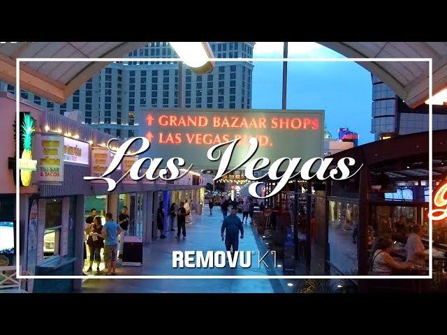 REMOVU K1 - Las Vegas