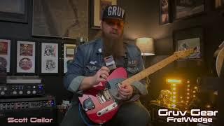 Gruv Gear FretWedge - Scott Gailor TJC