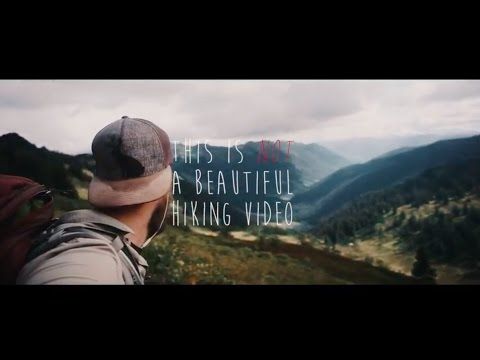 This is Not a Beautiful Hiking Video - Pacific Crest Trail