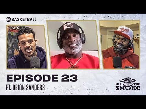 Deion Sanders | Ep 23 | ALL THE SMOKE Full Episode | #StayHome with SHOWTIME Basketball