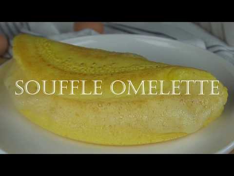 This Soufflé Omelet Is Like a Cloud You CanEat