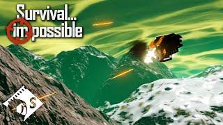 Survival Impossible - Dead Drone's Click #44 - Space Engineers Hardcore Survival