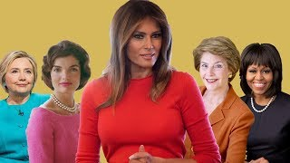 Melania Trump is the only First Lady ever to be able to do THIS