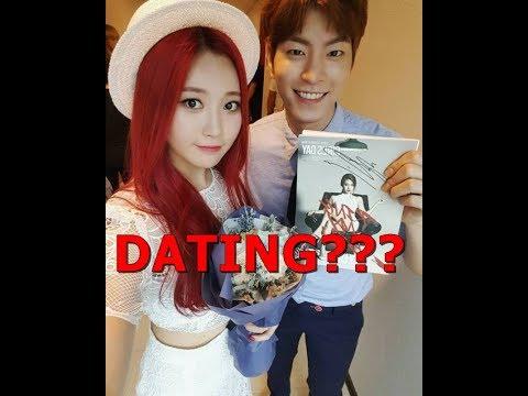 kpop dating rumors 2016