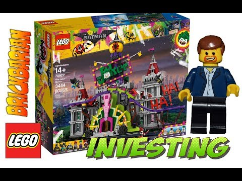 Lego Investing 70922 Joker Manor