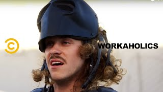 Workaholics - Race for the Falkor Car
