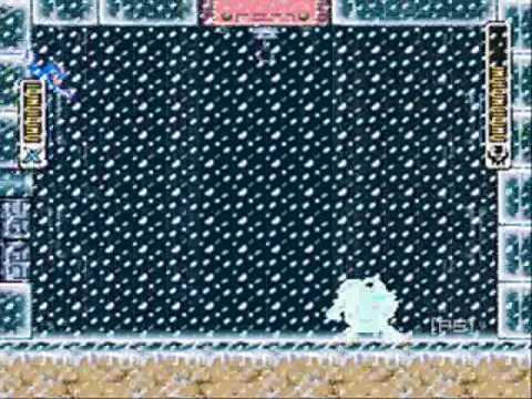 Misc Computer Games - Megaman X - Chill Penguin