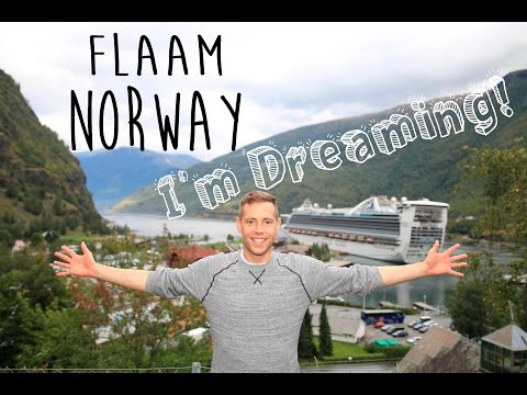 FLAAM, NORWAY(Flåm) - Exploring - VLOG #43