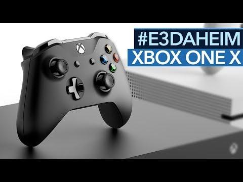 Xbox One X - Hardware-Power oder Software-Lineup: Was ist wichtiger?