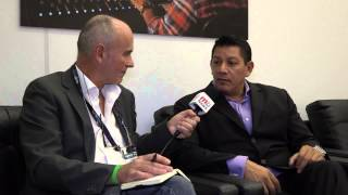 NAB 2015: Louis Hernandez Jr. interview, part 2