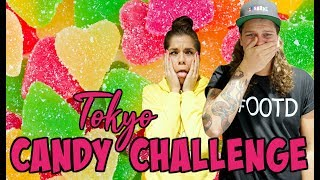 TOKYO CANDY CHALLENGE