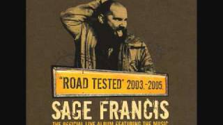 Watch Sage Francis Rewrite video
