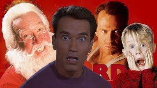 7 новогодних фильмов 80-90-х. Подарок на Рождество, Санта Клаус, Силач Санта Клаус