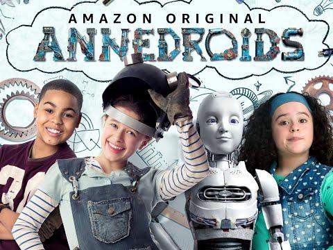 Annedroids - Season 4 Trailer - Widescreen