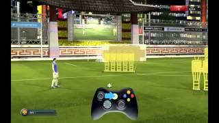 FIFA 15 Как бить штрафные удары