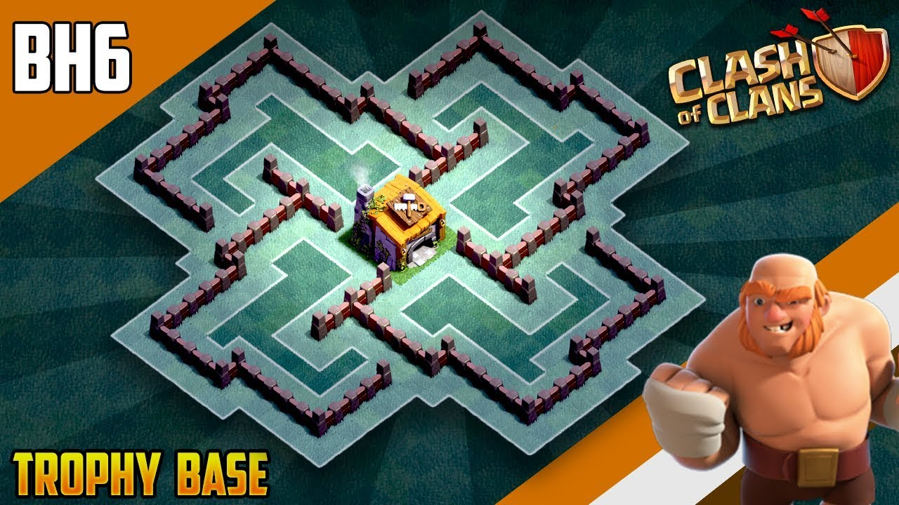 Th 6 Builder Base Best Defence 11