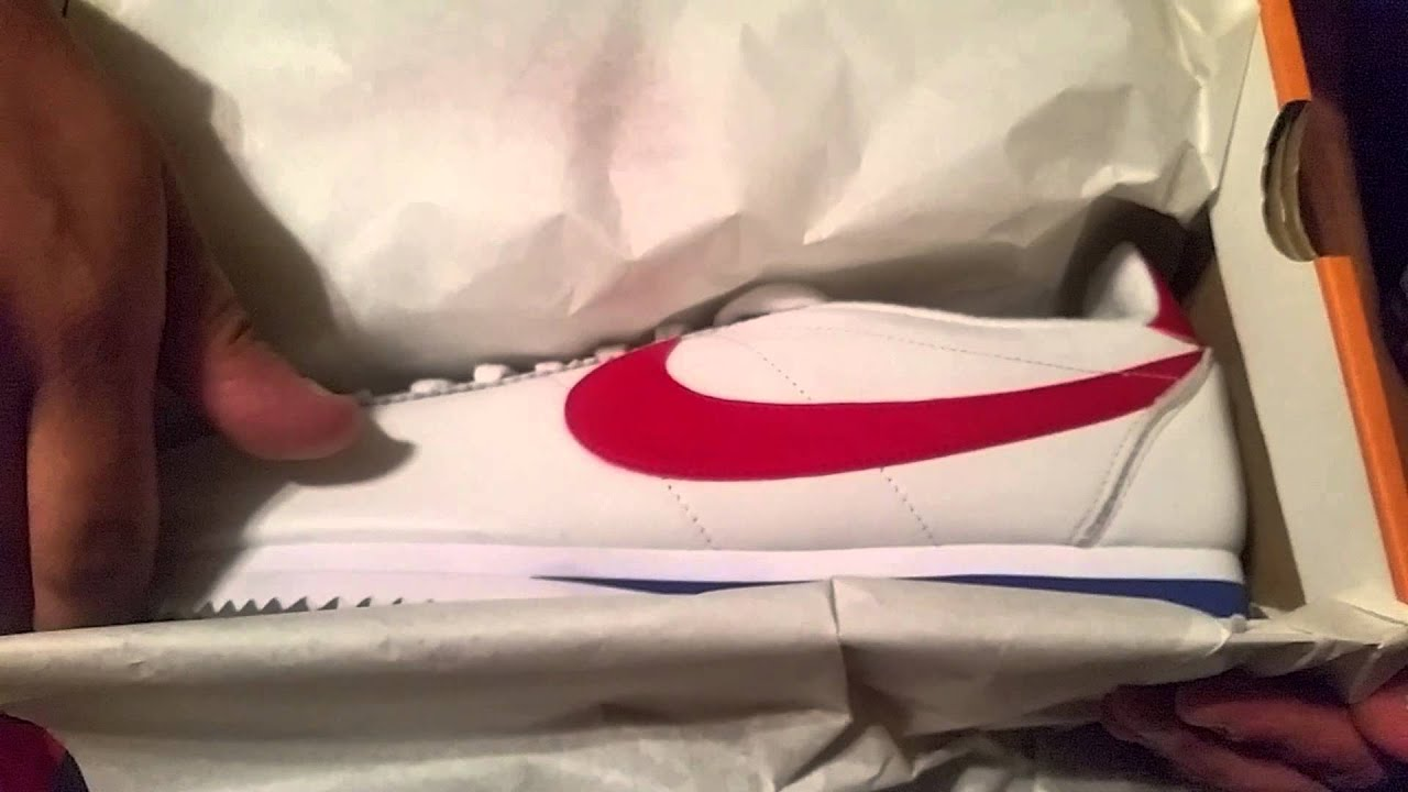Nike Cortez Premium Qs Forrest Gump