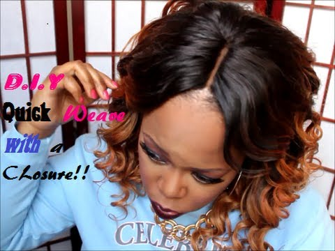 Diy my perfect laid upart quickweave wig with closure on an diy my perfect laid upart quickweave wig with closure on an adjustable weaving cap solutioingenieria