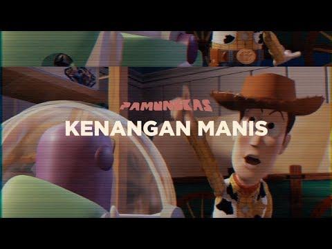 Pamungkas - Kenangan Manis (Lyrics Video)
