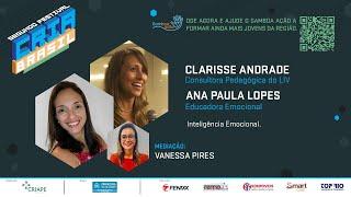 Inteligência emocional - Festival Cria Brasil