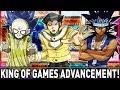 KING OF GAMES ADVANCEMENT! | YuGiOh Duel Links Mobile & Steam w/ ShadyPenguinn